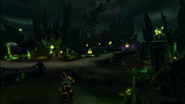 Blizzcon Legion screenshots - Demon camp