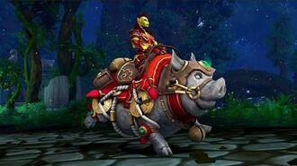New Mount Hogrus, Swine of Good Fortune!