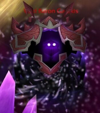 Void Baron Galaxis