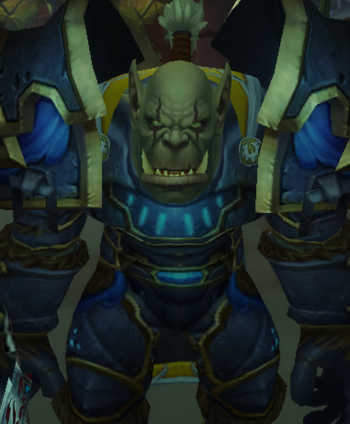 Death Knight Champion