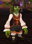 Goblin Female Child