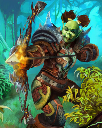 Orc Playable Classic Wow Wiki Fandom