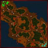 The Badlands (WC2 Horde)