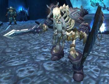 Ancient Skeletal Soldier