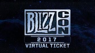 BlizzCon 2017 Virtual Ticket