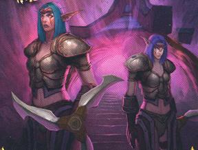 Darnassus Sentinels