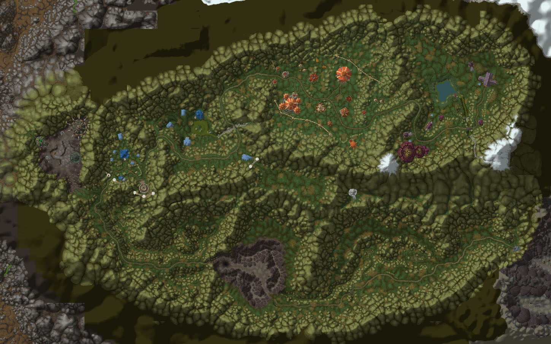Battle For Mount Hyjal Wowwiki Fandom Powered By Wikia