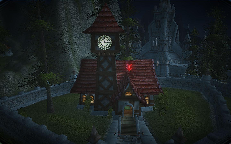 New Avalon Town Hall