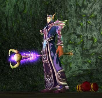 Sunfury Warlock