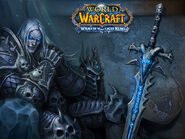 Wrath of the Lich King 3.3 Northrend loading screen