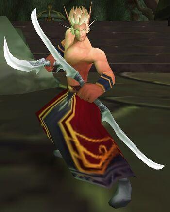 Demon Hunter Supplicant