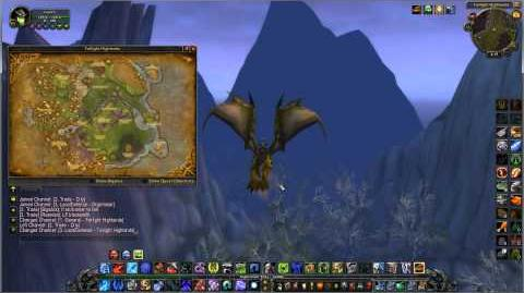 How to find The Grim Batol Entrance (horde) - World of Warcraft Cataclysm