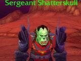 Sergeant Shatterskull