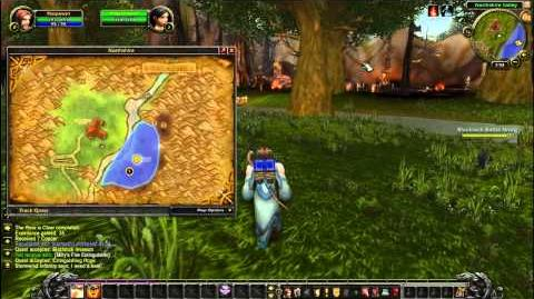 1 World of Warcraft Questing Guide - Level 1-5 Human Starting Zone