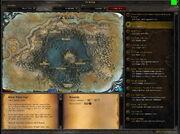 World map PTR