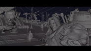 Legion cinematic Varian and the gunship scene2