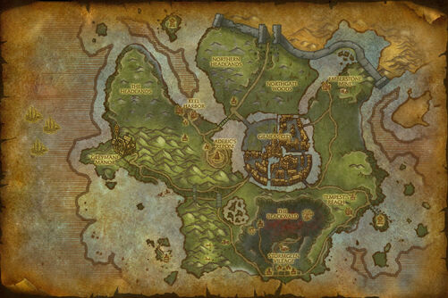 WorldMap-Gilneas terrain2