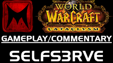 World of Warcraft Cataclysm Combat Readiness, Redirect, & Smoke Bomb (WoW Gameplay Commentary)