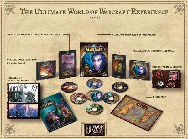 World of warcraft collectors edition wowwiki fandom powered by world of warcraft collectors edition gumiabroncs Gallery