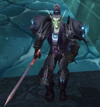 Darkfallen Deathblade