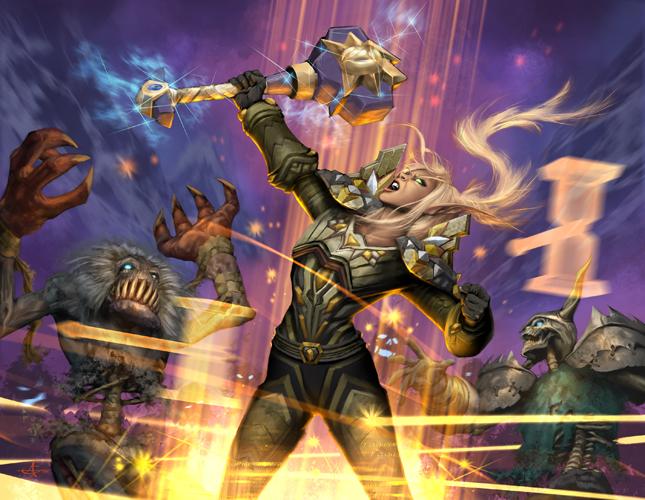 Wow Legion   Ret Pally Mythic Build