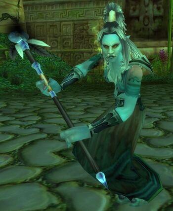 High Priestess Jeklik