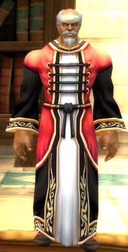 Lord Gregor Lescovar