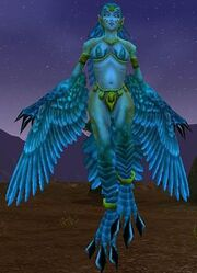 Harpy WoW Front