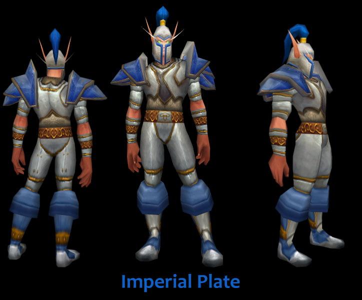 Imperial Plate | WoWWiki | FANDOM powered by Wikia