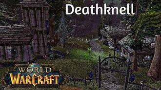 The Story Of The Undead Village Deathknell - Warcraft Lore