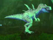 White Devilsaur