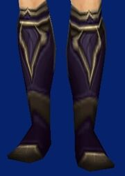 Boots of the Infernal Coven