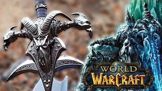 Frostmourne The Lich King's Sword Replica Review