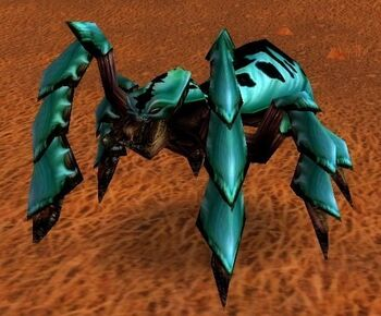 Silithid Harvester