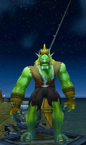 Katoom the Angler
