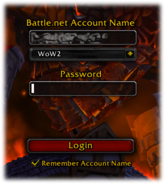 Login scn account select Beta15589