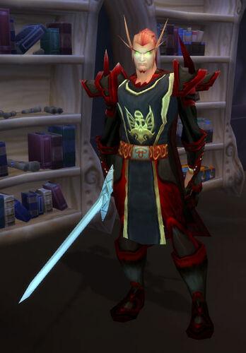 Blood Knight Argaron