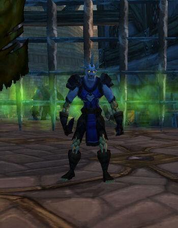 Deathstalker Commander Belmont