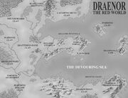 Draenor map