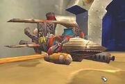 Gnome-biplane