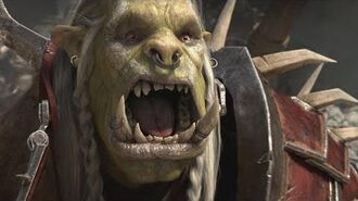 The Story of Varok Saurfang - Part 1 of 2 Lore