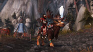 Highmountain Thunderhoof mount