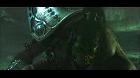 The Death of Hellscream