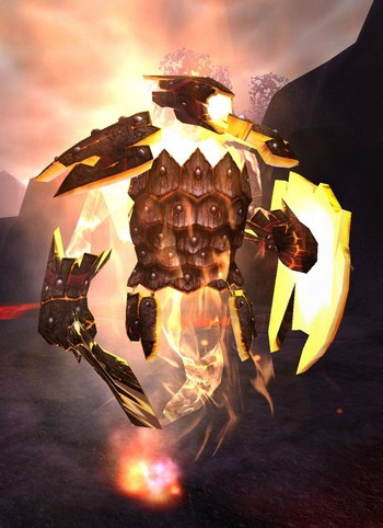 Flame Revenant