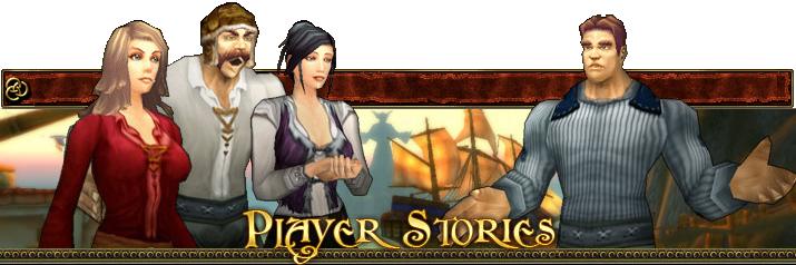 Player Stories header