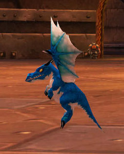 Image of Blue Dragonspawn (mob)