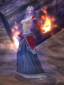 Unyielding Sorcerer