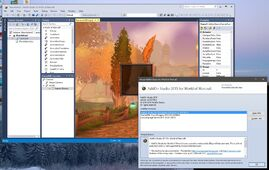 AddOn Studio 2015 for WoW - pre2015 fullshot 61226.0