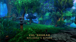 BlizzCon Legion - Malorne's Refuge