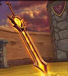 Merciless Gladiator's Greatsword TCG